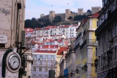 Видно крепость