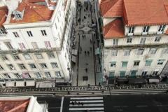 Лиссабон с лифта