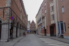 Архитектура Брюгге