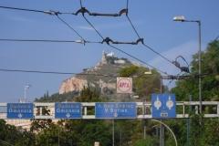 Еще немного проводов и греческих знаков