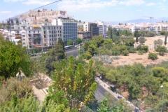 И еще немножко Афин... Последнее фото - с крыши моего отеля, о котором ниже