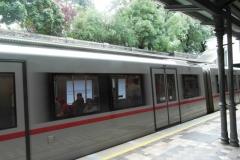 Поезда достаточно современные