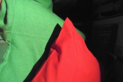 Австрийские авиалинии выдают удобные подушечки и пледы
