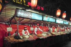 Наконец-то настоящая китайская улочка