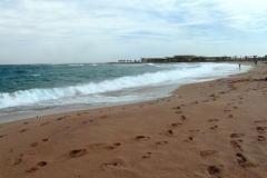 Пляж. Пусто и хорошо