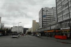 Удобные широкие улицы