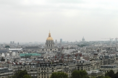 Париж сверху