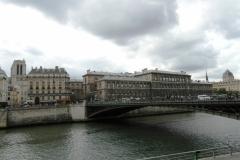 Гуляем вдоль Сены