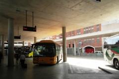 Автостанция в Льорет-де-Маре