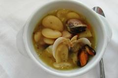 Нет, это не моя еда, я не ем суп, даже если в нем лежат мидии