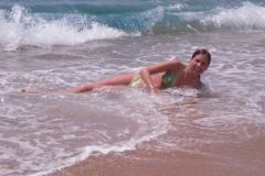 Снова пляж