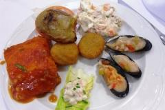 Потому что в Испании потрясающая еда!