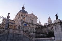 Мадрид привычный
