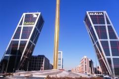 Мадрид современный
