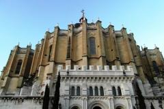 Привычная европейская архитектура