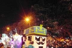 Кавалькада волхвов (это праздник так называется)