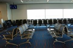 Аэропорт - очень пусто