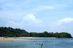 Пляжи на Сентозе