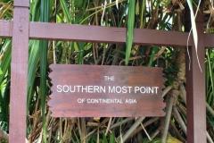 Самая южная точка континентальной Азии