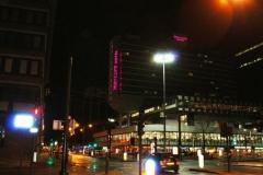 Манчестер ночью