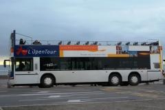 Есть экскурсионные автобусы