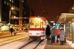 Трамвайчки - популярный вид транспорта