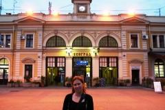 Вокзал Белграда