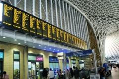 Лондон, вокзал Кингс-Кросс