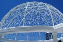 Rubi Platinum - резной купол