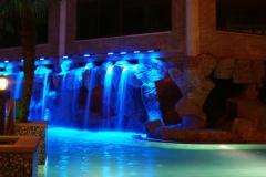 Papillon Zeugma - ночью красивая подсветка