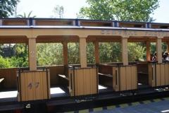 Поезд по территории