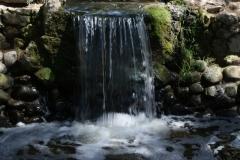 Небольшой водопадик