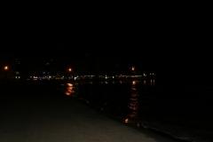 Собралась купаться ночью