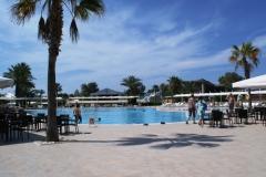 Euphoria Palm Beach - утром пусто