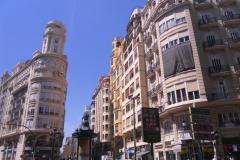 Старая часть Валенсии