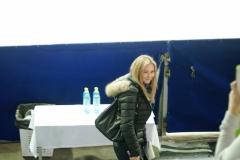 Анна Царева - тренер Анны Погорилой