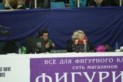 Александр Гришин и Татьяна Тарасова