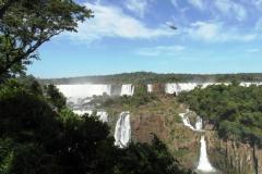 Бразилия, водопады Игуасу