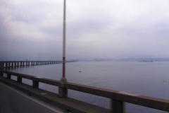 Едем по мосту