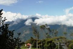 Эквадор, окрестности Баньоса