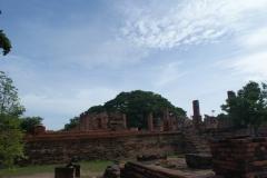 Таиланд, экскурсия в Аюттайю