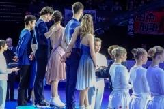 Призеры и победители в танцах на льду
