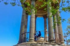 Париж, Parc des Buttes-Chaumont