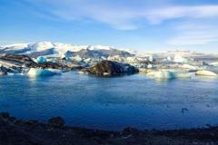 Ледниковая лагуна Jökulsárlón