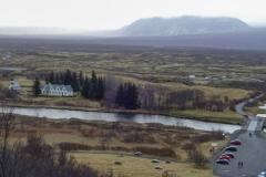 Исландия. Парк Þingvellir