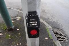 Удобные кнопочки на светофорах