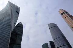 Москва-Сити как я ее представляю себе