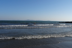Черное море...
