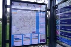 Удобные карты и информационные табло