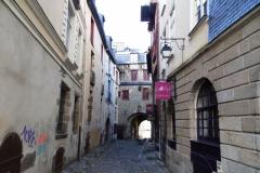 Старые улочки Ренна